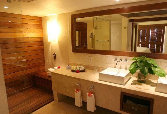 Decoracion De Baños Pequenos Modernos:Fotos de baños modernos pequeños