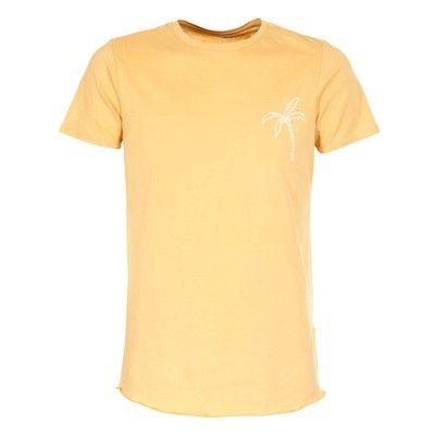 Forvert Täve Tee - M - Yellow