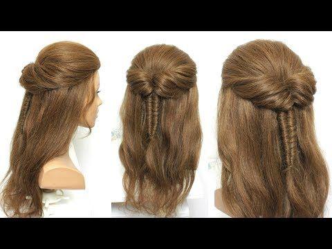 Youtube Easy Hairstyles Long Hair Girl Hairstyle