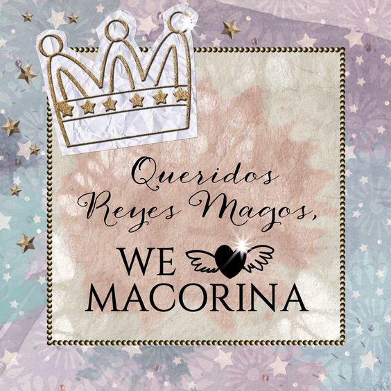 Every Days ★ macorina.com.ar info@macorina.com.ar