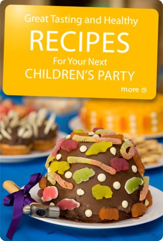 Additive Free Recipes for your next kids party