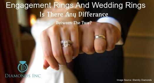 Main Difference Between Wedding Ring And Engagement Ring Engagement Rings Engagement Rings