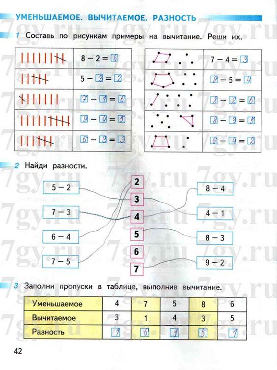Русский язык 2 класс байкова ответы страница44 зд