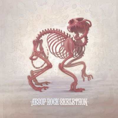 "I love Aesop Rock! Click for ""Zero Dark Thirty,"" the first single from this summer's ""Skelethon"" album. The beat is siiiiiiiiiiick!"