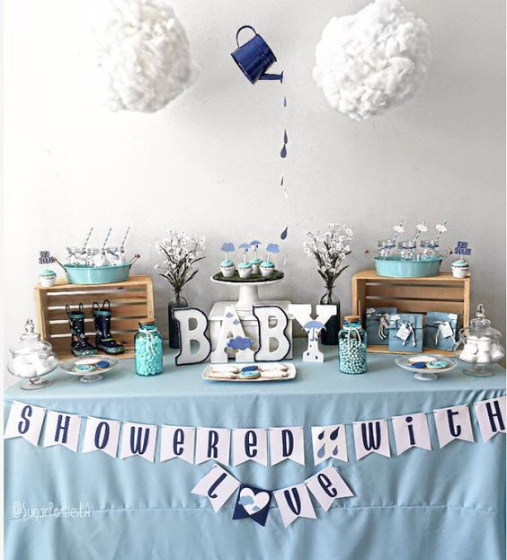 Baby shower con amor