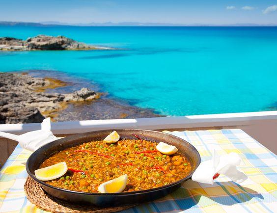 Mediterranean rice food  (*Shutterstock)