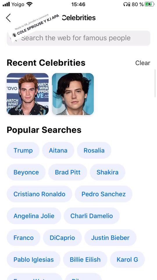 Riverdale Hashtag Videos On Tiktok Rosalia Videos Brad Pitt
