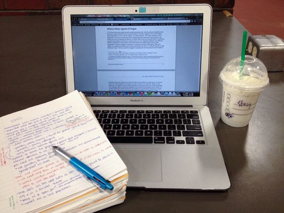 xuexima: starbucks and studying in the library. am i a real studyblr now?