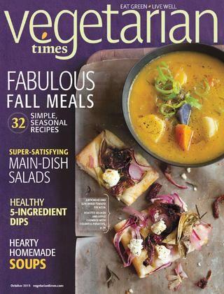 Vegetarian times 2013