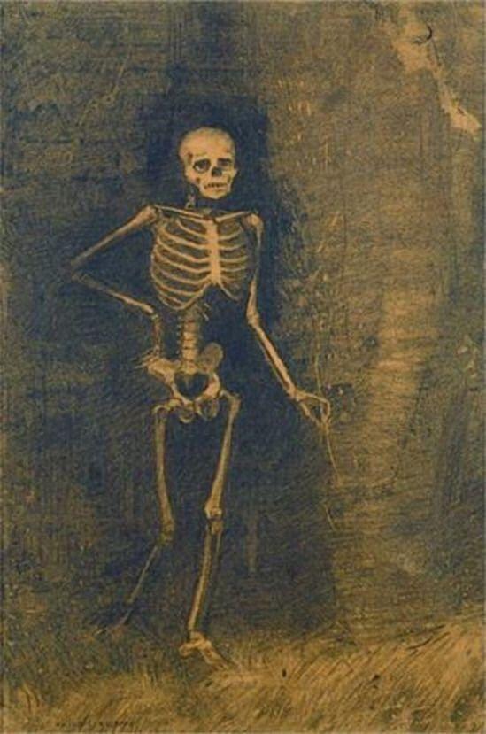 41 Strange on in 2020 | Odilon redon, Redon, Skeleton artwork
