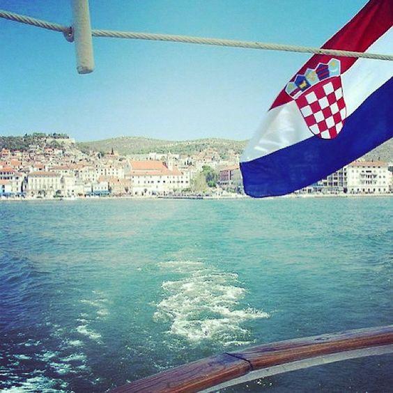 #croatia #hrvatska #beautiful #blue #sea #summer #love #sun #sky #nature #paradise #wow #travel #bestoftheday #tbt #photooftheday #potd #instagood #instalove #instamood #flag #europe #paradise #beach #water #hot #peace