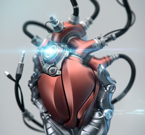 Heart on Behance