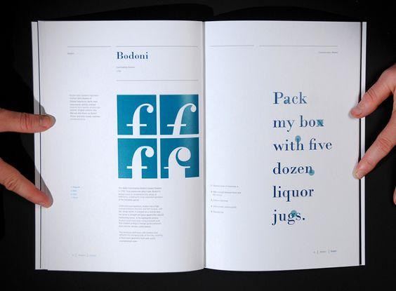 Typeface Analysis - Jessica Foley Design