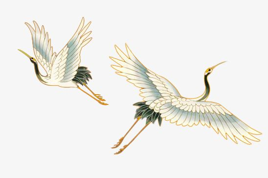 Flying Crane Fly Crane Bird Png Image Bird Drawings Crane Tattoo Bird Art