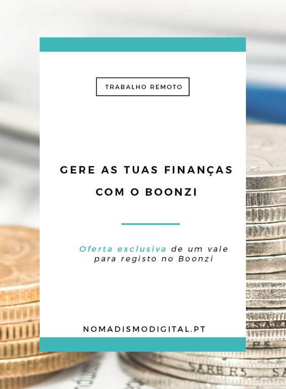 O Boonzi é uma aplicação portuguesa que te permite controlar as tuas finanças…