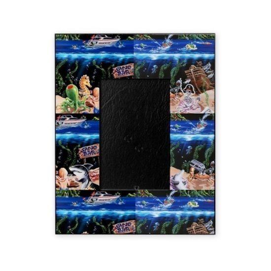 michael godard picture frame sand bar 1 and 2 check out michael godard picture frame sand - Ebay Picture Frames