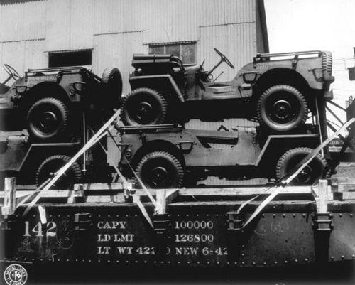 Pin Von Tomtom Vossi Auf Willys Panzer Zug