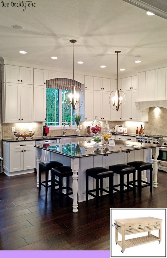 Kitchen Island Kick Wall Ideas And For Kitchen Island Plans With Stove Kitchen Design Kitchen Layout Kitchen Remodel