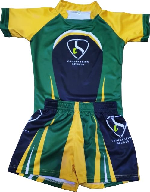 Custom New Design High Quality Men S Team Sport Sublimated Rugby Shirts Team Wear Jersey In 2020 Compression Clothing Cycling Outfit Team Wear