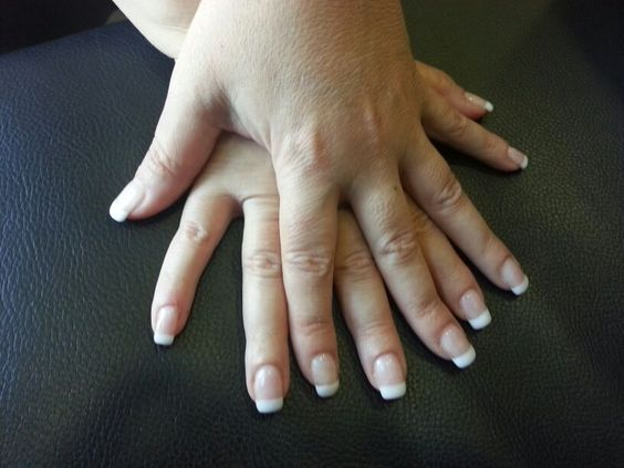 Nuevas uñas