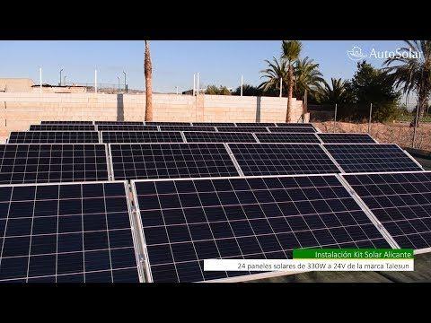 Kits Solares Vivienda Permanente Comprar Kits Solares Vivienda Permanente Al Mejor Precio Venta De Kits Solares Vivie Kit Solar Paneles Solares Bateria Solar