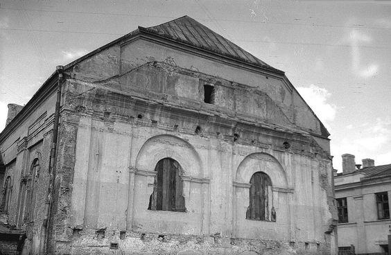 Synagoga-lata 50te XXw