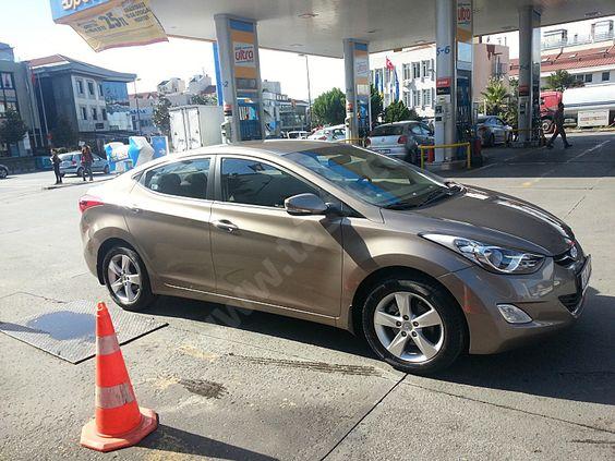 Hyundai Elantra 1.6 D-CVVT Mode Plus İhtiyaçtan Satılık 2012 Model 20.000Km Temiz Otomatik Elantra