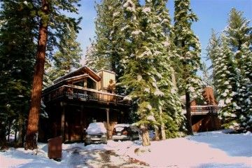 Los Osos -  Your North Lake Tahoe Year Round Vacation Retreat the perfect North Lake Tahoe vacation rental getaway spot for families and friends.