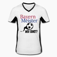 Glückwunsch an die bayerischen Fußball-Jungs zum neuen Meistertitel!
