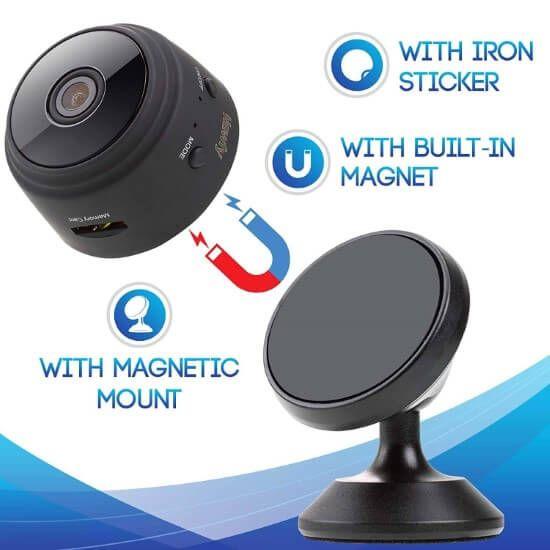 Sensori Wifi Ejjellato Vezetek Nelkuli Kamera Uberwachungskamera Wifi Kamera Wlan