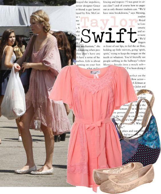 """Dress like Taylor Swift"" by megi32 on Polyvore"