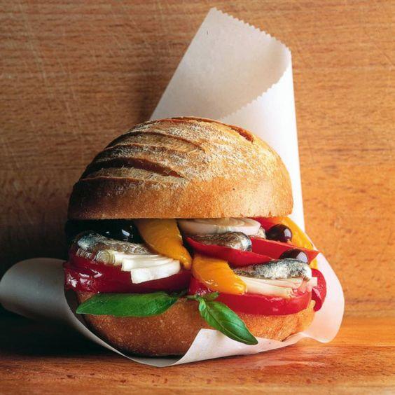 Le pan bagnat, le burger de l'été