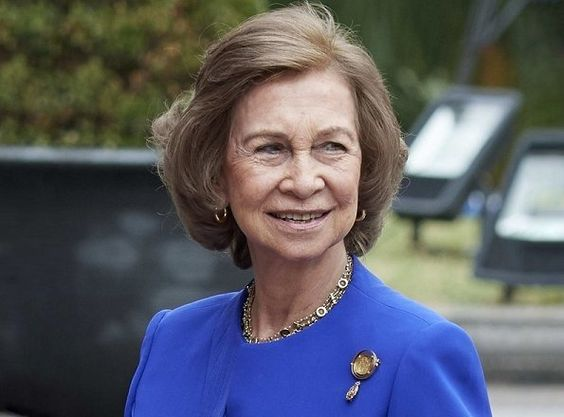 Spanish Queen Sofia celebrates her 80th birthday today