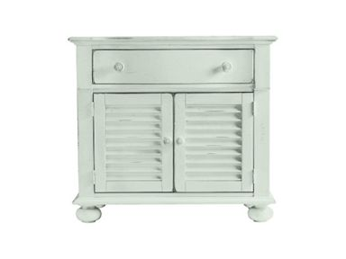 Shop for Stanley Furniture Summerhouse Chest, 829-J3-17, and other Bedroom Chests and Dressers at Boyles Furniture in North Carolina. One drawer, two shutters and a coastal state of mind. Nestled bedside, its clean lines and crisp moldings play quiet counterpoint to soft linens and an early sunset.