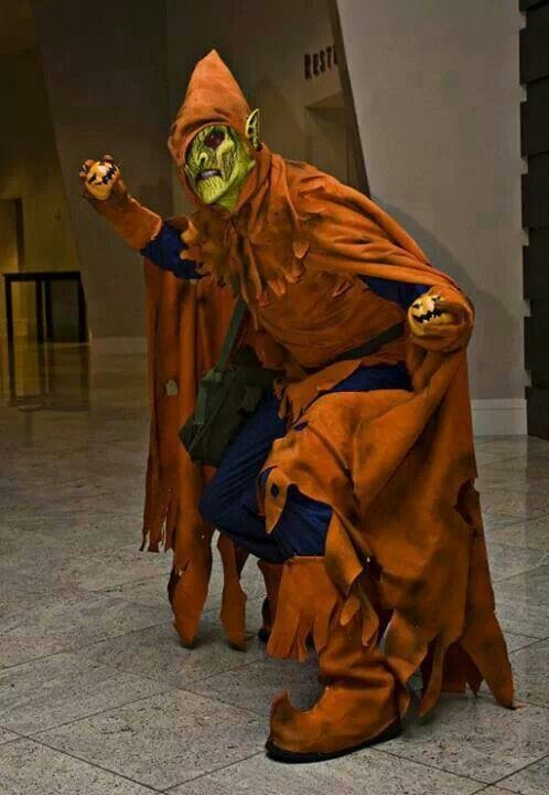The Hobgoblin (Spiderman) | Cosplay inspiration ...