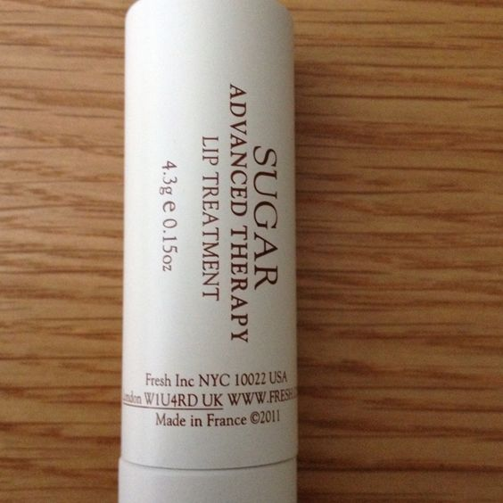 My new favorite lip balm. Makes lips silky smooth.