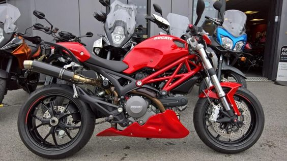 2013 Ducati Monster 796 ABS Just arrived :)