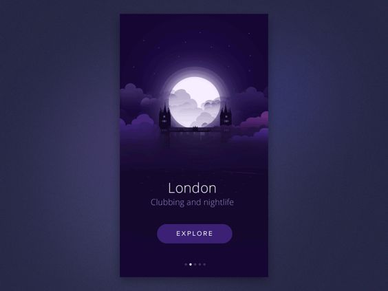UI Interactions - The best inspirations for you. - Part 5