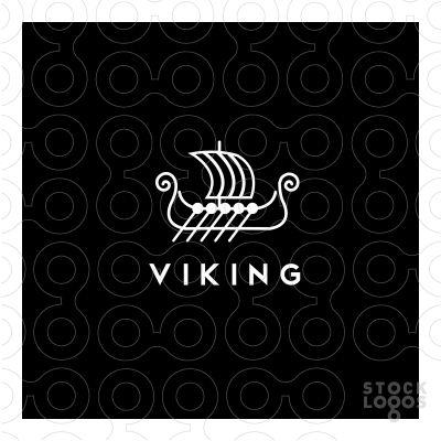 viking ship logo - Google Search