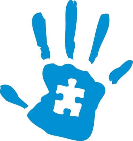 Autism Handprint T Shirts Design Amp Design Ideas