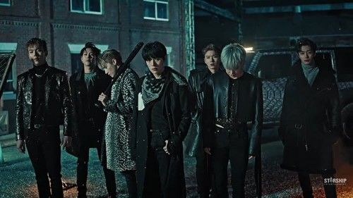 Monsta X Alligator Mv Wallpaper In The Monsta X Club Monsta X Jooheon Monsta X Minhyuk Monsta X Wonho
