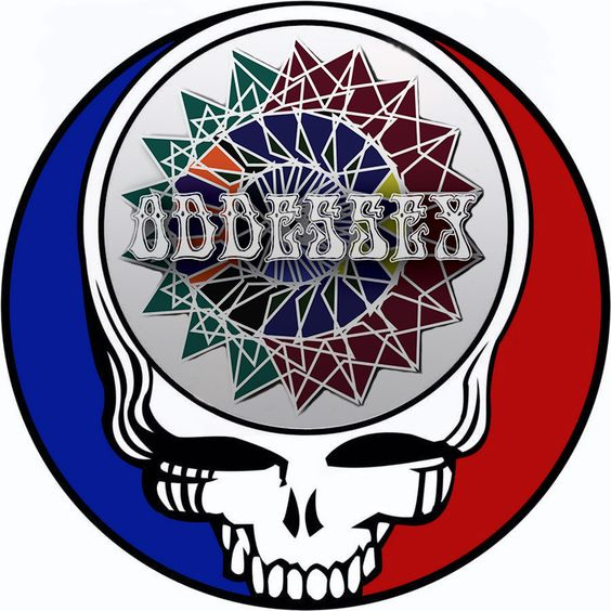 Oddessey Steal Your Face logo