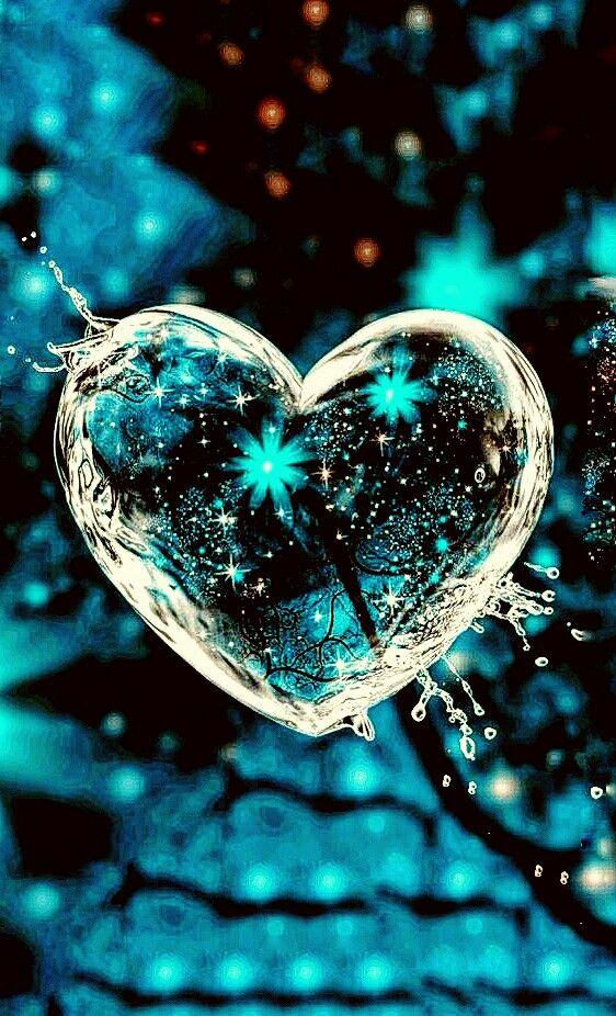 Pin By Dodie Chapman On Cyancrystal Blue Roses Wallpaper Love Couple Wallpaper Anime Art Beautiful Blue wallpaper of love