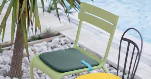 Galette 41 X 38 Cm Color Mix Desc Product Sitzkissen Fur Stuhle Sitzkissen Metallstuhle