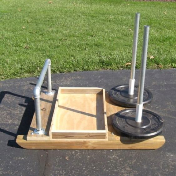 Home Build Prowler Sled