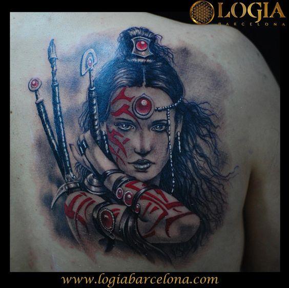 Φ Artist MARCI BLAZSEK Φ Info & Citas: (+34) 93 2506168 - Email: Info@logiabarcelo... www.logiabarcelon... #logiabarcelona #logiatattoo #tatuajes #tattoo #tattooink #tattoolife #tattoospain #tattooworld #tattoobarcelona #tattooistartmag #tattoosenbarcelona #ink #arttattoo #artisttattoo #inked #inktattoo #tattoocolor #espalda #tattooartwork #realism