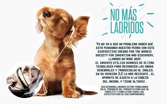 DISPOSITIVO No Más Ladridos !!!