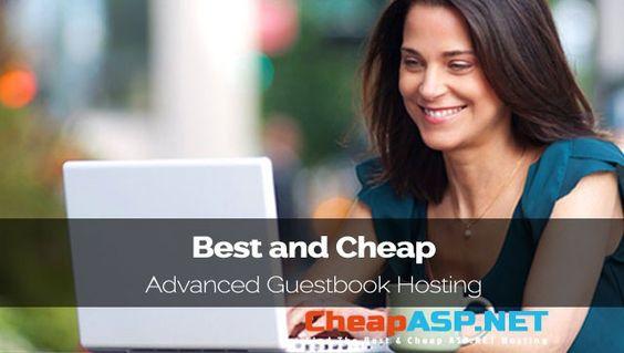 Cheap ASP.NET Hosting | Best and Cheap Advanced Guestbook Hosting | http://cheaphostingasp.net