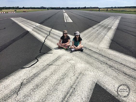 ehemaliger Flughafen #Tempelhof #Berlin