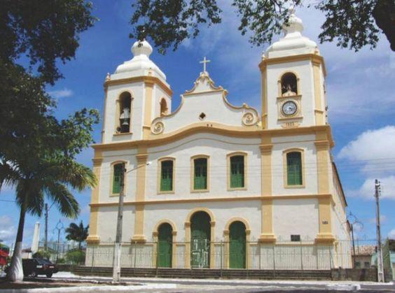 Estância, Sergipe - Brasil - matriz Nossa Senhora de Guadalupe